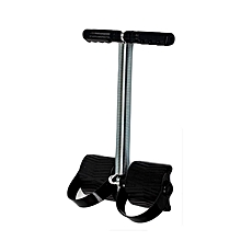 1- Spring Tummy Trimmer - Black