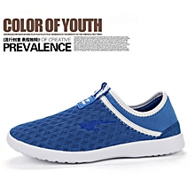 Men's Slip On Mesh Sneakers Men Loafers Shoes Casual Moccasins