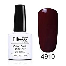 10ml UV/LED Gel Nail polish-Candy colors (4910)