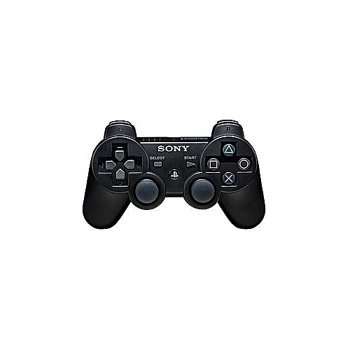 SONY PS3 DS3 Dual Shock Wireless Controller - Black