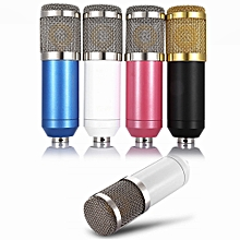 Condenser Microphone High Sensitivity Recording Studio Professional Recording Equipment
