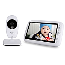 7.0 Inch Dual View Video Baby Monitor - White