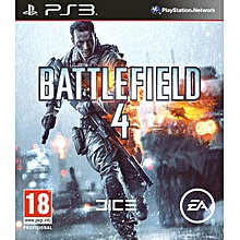 PS3 Game Battlefield 4