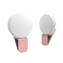 Mini Phone Camera Selfie Light -Pink