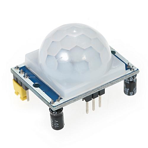HC-SR501 PIR Infrared Sensor Adjust IR Pyroelectric Infrared PIR Motion  Sensor Detector Module Body Motion Module for Arduino for raspberry pi
