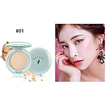Oil Control Smooth Face Powder Makeup Dry Pressed Powder Bronzers Cosmetic
