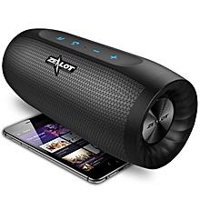 ZEALOT S16 HiFi Portable Bluetooth Speaker Dual Units 4000mAh Outdoors Waterproof TF Card Soundbar