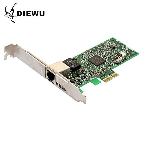 BCM5751 PCI-E Diskless Boot Desktop Gigabit Ethernet Network Card Adapter