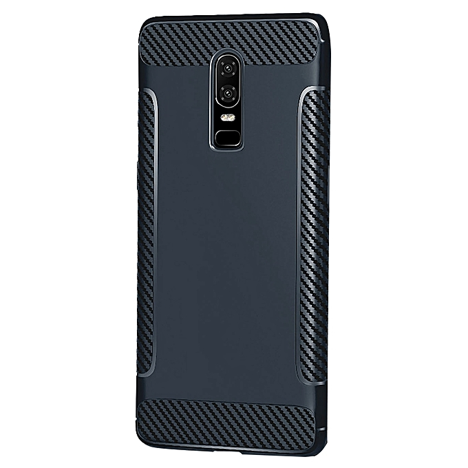 new style 5f0b3 134f9 OnePlus 6 Case,Ultra-thin Soft Silicone TPU Full Body Anti-Scratch  Shockproof Protective Cover for OnePlus 6 6.28