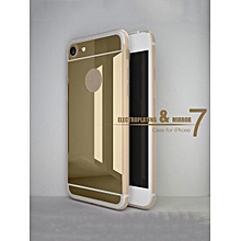 iPhone/Samsung Phone Case Fashion Mirror Surface Classical TPU Phone Cover____IPHONE 8____pink