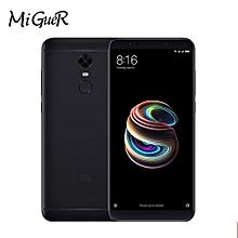 "Xiaomi 5 Plus 4GB+64GB SmartPhone 5.99"" 18:9 Full Screen Snapdragon 625 OctaCore 4000mAh MIUI 9 OTA"