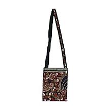 Big Kalamkari Sling Bag - Multicolour