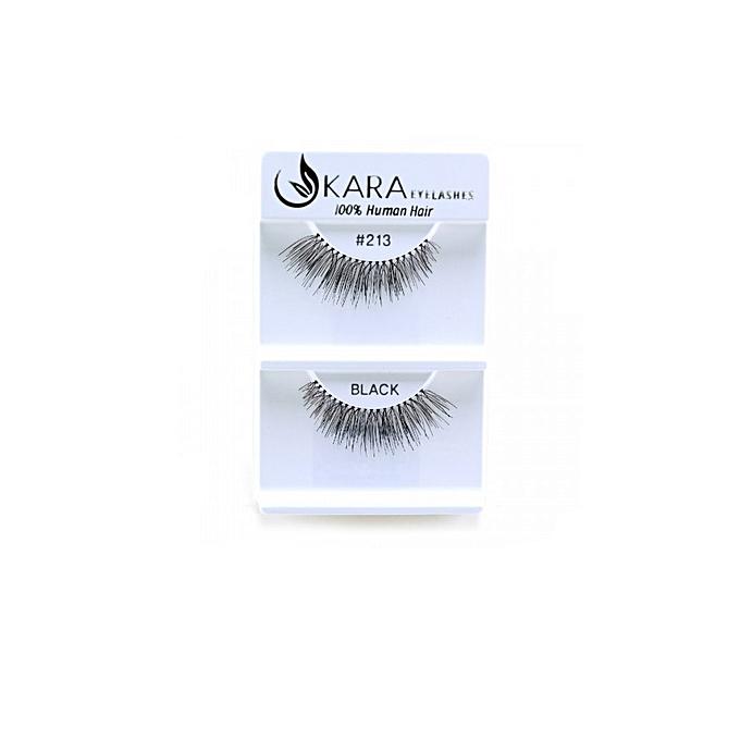 Buy Kara Beauty False Strip Eyelashes 213 Best Price Online