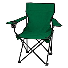 Camping Foldable Chair - Green