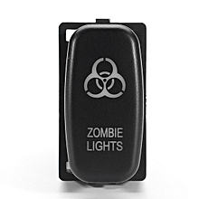 Push Switch RED Pajero Triton MN ML Challenger Zombie Lights