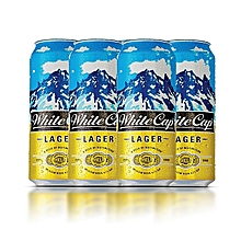 Lager Beer 12 Cans - 500ml