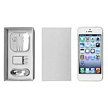 Refurb Apple IPhone 5 4.0 Inch Dual Core Phone Touch Screen 8MP Camera-white