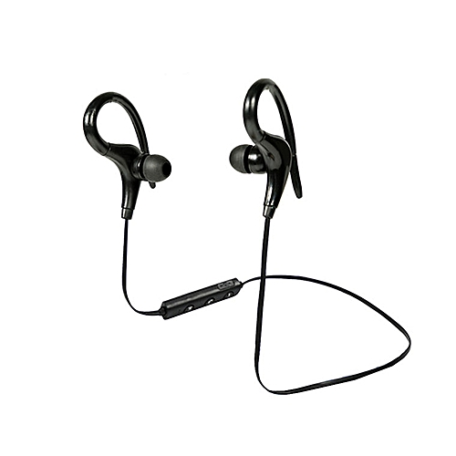 25c7db3b215 Generic Bluetooth Earphone Wireless Headphones Mini Bluetooth Headset With  Mic Hidden Earbuds For iPhone all Smart Phone Hot(#Black). By Generic