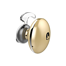 Mini Wireless Bluetooth Headphone Touch Stereo 4.1 Handfree Earpiece Headset -Gold