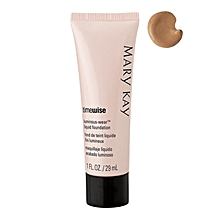 Timewise Luminous-Wear Liquid Foundation - Bronze 2   (Expiry 1 year after opening)