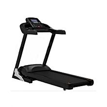8008L - Luxury Semi-Commercial Treadmill - Black
