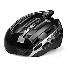 INBIKE Magnetism Style Gray Goggles Helmet Ultralight And Breathable Mountain Bike Ride Helmet