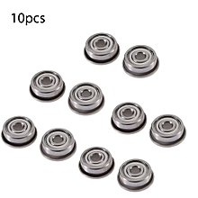 Anet 10pcs F623ZZ Metal Shielded Deep Groove Motor Ball Bearing