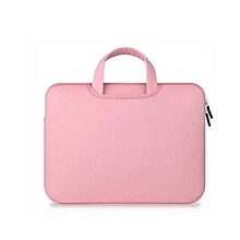 "15.4"" Laptop Handbag For Macbook Pro Air Apple Computer - Pink"