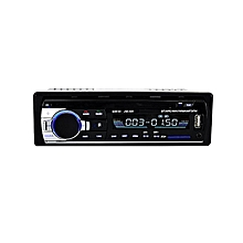 12V Car Radio Bluetooth Handsfree Support USB/SD Stereo FM Radio SD Card/AUX in/Mic MP3 Audio Player
