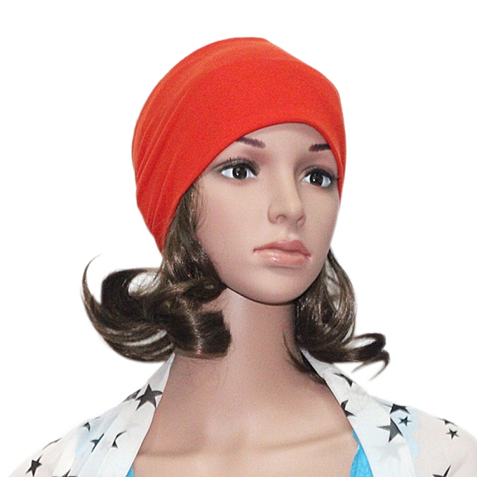 fb5a49bd5b5 Elastic Yoga Sports Headbands For Women Hair Accessories Turban Headwear E