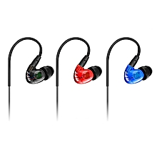 QKZ DM300 In Ear Super Bass Stereo HiFi Earphone with Microphone Line Control