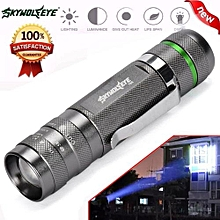 Camping & Hiking Flashlight 3000LM Zoomable CREE XM-L T6 LED 18650 Flashlight Torch Super Bright Light