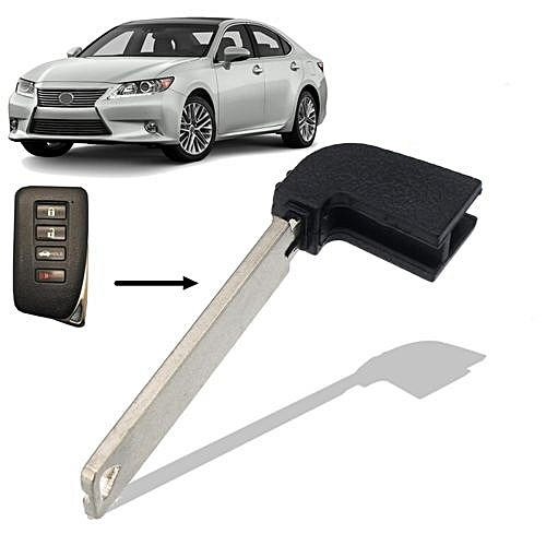 Uncut Emergency Replacement Remote Key Fob Blade Insert For Lexus  69515 30380