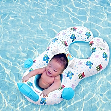 Sunshade mother-son interactive lap baby swim circle baby swim ring