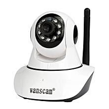 Wanscam HW0040 1080P WiFi IP P2P Camera 3X Digital Zoom Support ONVIF 128G TF Card Surveillance Cam US