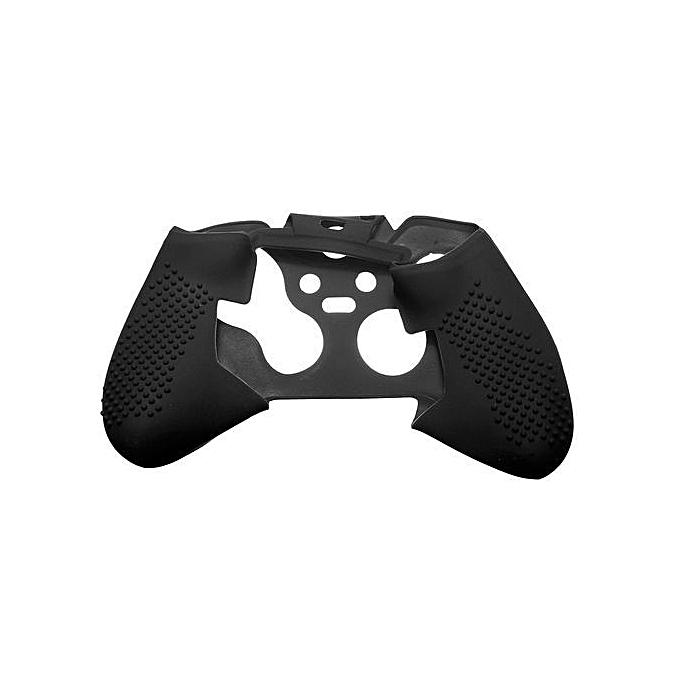 super popular 03f52 a0861 Silicone Protective Case Cover Protector For Microsoft Xbox One Elite  Controller Black