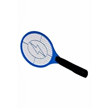 Rechargeable Electronic Mosquito Racket - Blue & Black