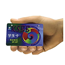 Bio-Light Element Card for Students