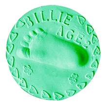 Baby Air Drying Soft Clay Handprint Footprint Imprint Casting Fingerprint 20g GN