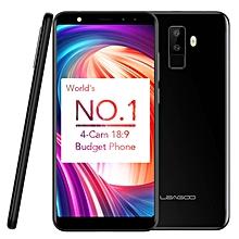 SmartPhone LEAGOO M9, 5.5 Inch 2GB+16GB, Fingerprint Identification(Black)