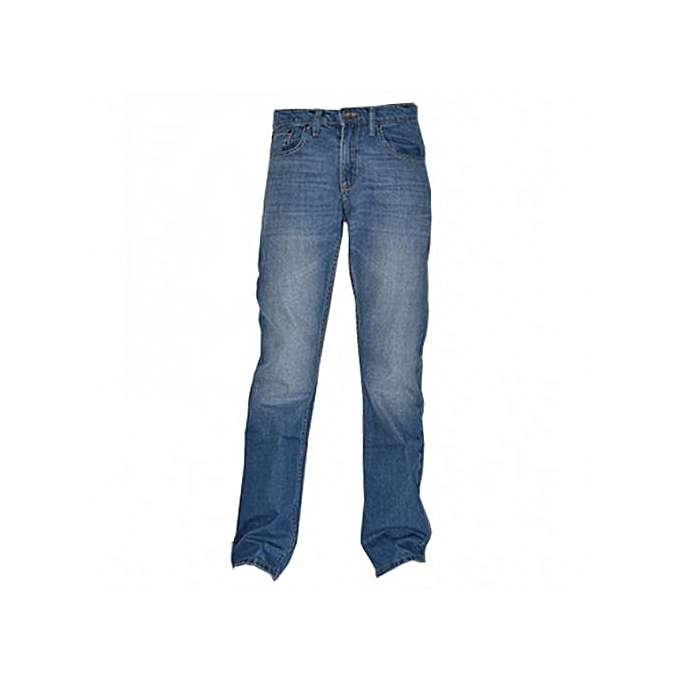 Light Blue Men's Denim Pants
