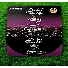 Liven Coffee Cappuccino - 20 Sachets