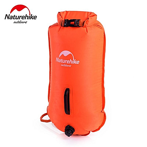 f784658b695 Generic Naturehike 28L Waterproof Dry Airbag PVC Snorkeling Swim Drift  Beach Storage Pouch Camping Travel  orange