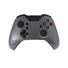 PG - 9062 Wireless Gamepad - Black And Grey