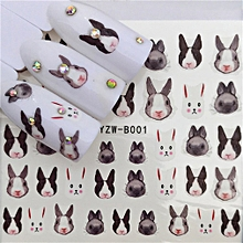 Fashion Nail Sticker Nail Paper Nail Art Decoration DIY Nail Tool Nail Sticker