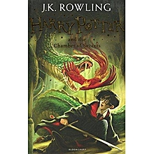 Harry Potter and the Chamber of Secrets - (Book 2) - J. K. ROWLING