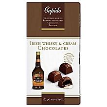 Irish whisky & Cream Chocolates
