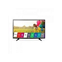 """49LJ550V- 49"""" - Smart FULL HD LED TV - Inbuilt Wi-Fi - WebOS 3.5 - Black"""