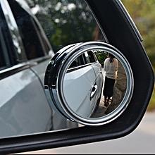 1pcs Vehicle 360° Rotation Car Blind Spot Mirror Rear View Mirror Driving Reversing Aid Mirror-