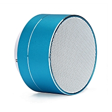 Bluetooth Wireless Speaker Mini Portable Super Bass For iPhone PC Tablet -Blue